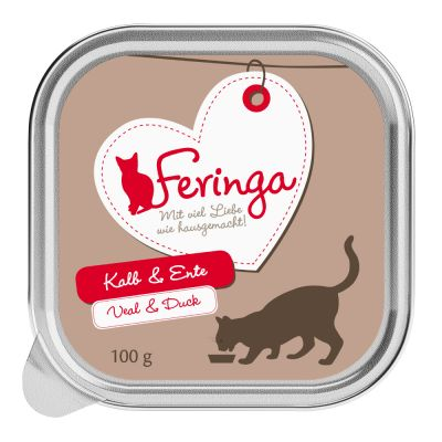 Lot Feringa Classic Meat Menu 24 x 100 g