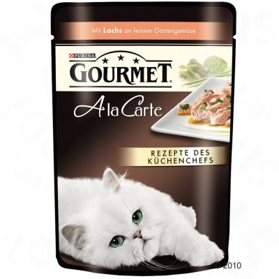 Lot Gourmet À la Carte 48 x 85 g