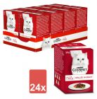 Lot Gourmet Mon Petit 24 x 50 g pour chat