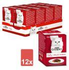 Lot Gourmet Mon Petit 12 x 50 g pour chat
