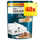 Lot Gourmet Perle Duetto 48 x 85 g