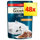Lot Gourmet Perle 48 x 85 g