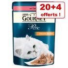 Lot Gourmet Perle 20 x 85g + 4 sachets offerts !
