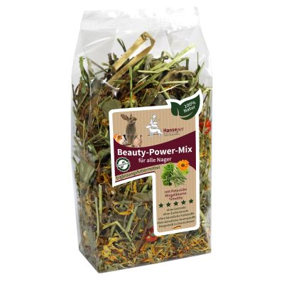 Lot Hansepet Flower Mix pour lapin et rongeur