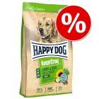 Lot Happy Dog Natur 2 x 15 kg pour chien