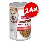 Lot Hill's Science Plan Adult No Grain 24 x 363 g pour chien