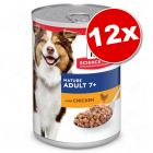 Lot Hill's Science Plan 12 x 363 g / 370 g pour chien
