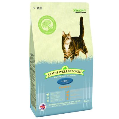 Lot James Wellbeloved pour chat