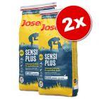 Lot Josera 2 x 15kg pour chien