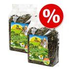 Lot JR Farm Herbes sèches pour rongeur