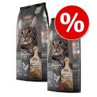 Lot Leonardo 2 x 7,5/15 kg pour chat