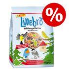 Lot Lillebro Nourriture pour oiseaux sauvages