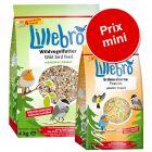 Lot Lillebro nourriture sans déchets + graines d'arachide