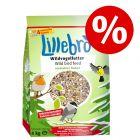 Lot Lillebro Nourriture sans déchets pour oiseaux sauvages