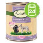 Lot Lukullus Junior 24 x 800 g pour chien