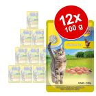 Lot MAC's 12 x 100 g pour chat