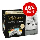 Lot Miamor Ragout Royale 48 x 100 g pour chat