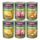 Lot mixte Animonda GranCarno Adult Superfoods pour chien