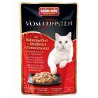 Lot mixte Animonda vom Feinsten 18 x 50 g pour chat