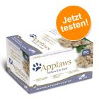 Lot mixte Applaws Cat Pots 8 x 60 g pour chat