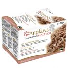 Lot mixte Applaws Senior en gelée 6 x 70 g pour chat