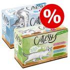 Lot mixte Catessy Bouchées 24 x 100 g pour chat