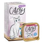 Lot mixte Catessy tendre pâté pour chat