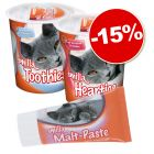 Lot mixte de friandises Smilla Hearties + Smilla Toothies + Smilla Pâte au malt : 15 % de remise !