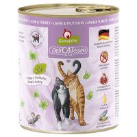 Lot mixte GranataPet DeliCatessen 800 g pour chat