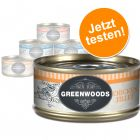 Lot mixte Greenwoods Adult pour chat
