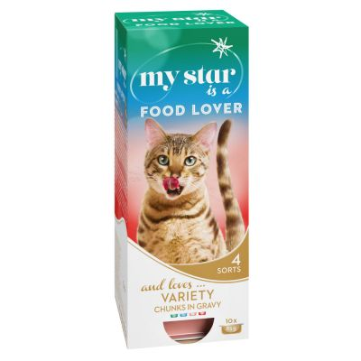 Lot mixte My Star is a Food Lover