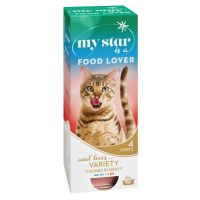Lot mixte My Star is a Food Lover pour chat