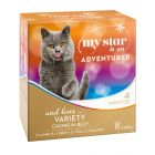 Lot mixte My Star is an Adventurer pour chat