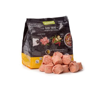 Lot mixte proCani Basis Pur Nuggets pour chien