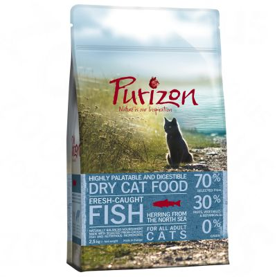 Lot mixte Purizon Adult pour chat