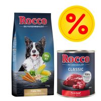 Lot mixte Rocco