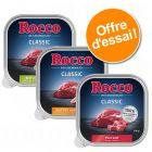 Lot mixte Rocco Classic 9 x 300 g pour chien