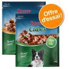 Lot mixte Rocco Cubes pour chien