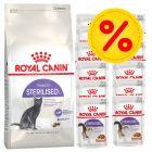Lot mixte Royal Canin