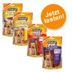 Lot mixte : 4 variétés de friandises Vitakraft pour chien