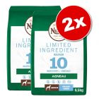 Lot Nutro Limited Ingredient pour chien