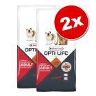 Lot Opti Life 2 x 12,5 kg