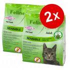 Lot Porta 21 Feline Finest pour chat