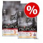 Lot Pro Plan 2 x 10 kg pour chat