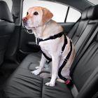 Lot : protection pour siège de voiture Trixie + ceinture de sécurité Trixie pour chien