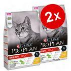 Lot PURINA PRO PLAN 2 x 3 kg pour chat