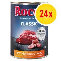 Lot Rocco Classic 24 x 400 g