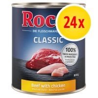 Lot Rocco Classic 24 x 800 g