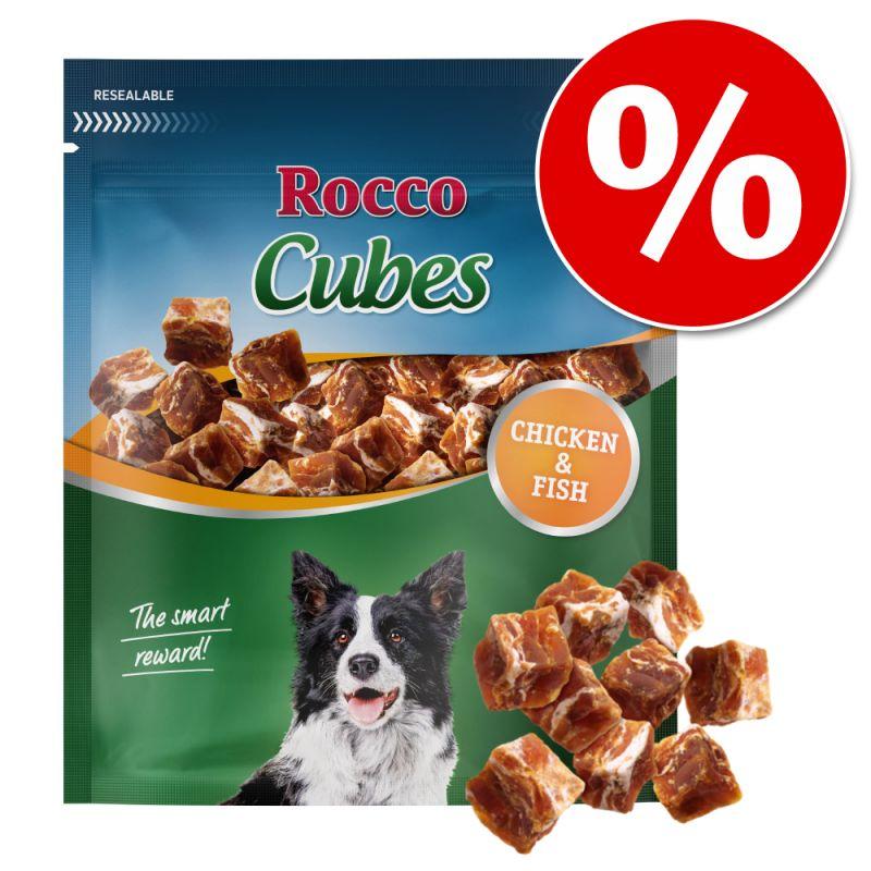 Lot Rocco Cubes pour chien