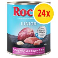 Lot Rocco Junior 24 x 800 g